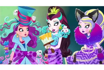 historia ever after high
