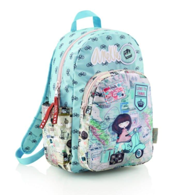 mochila escolar anekke