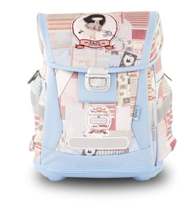 mochila escolar niña