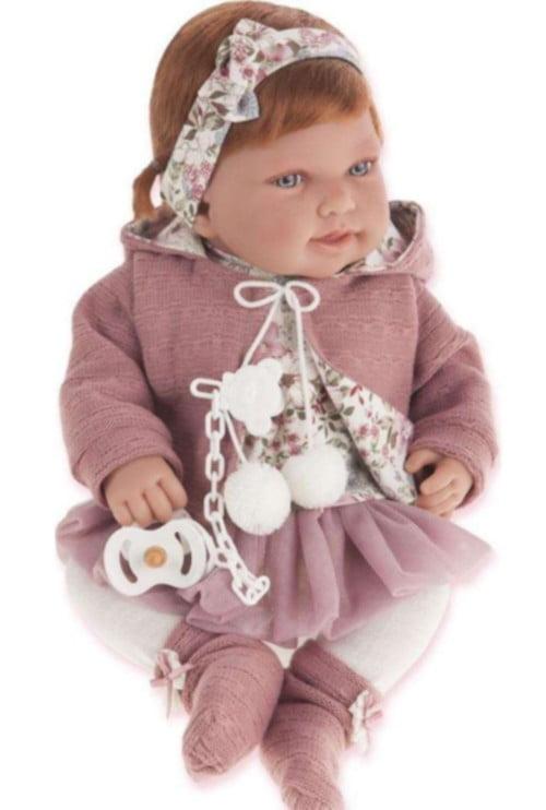 muñecas reales bebés