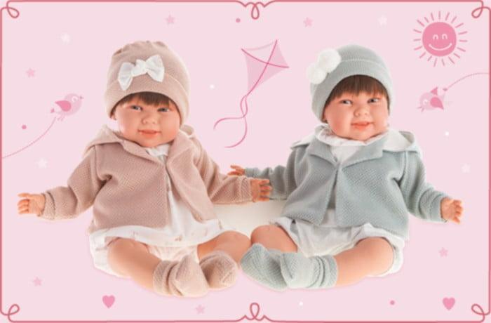 muñecas artesanas onil