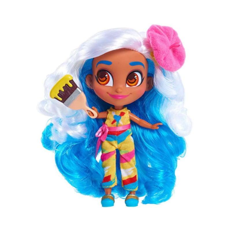muñecas cabello adorable