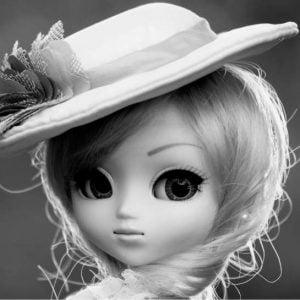 Página web de muñecas de moda
