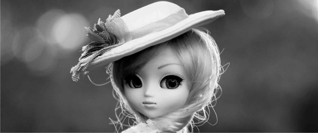muñecas moda