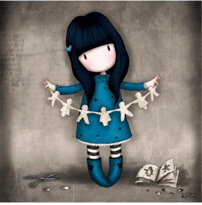 muñecas suzanne woolcott
