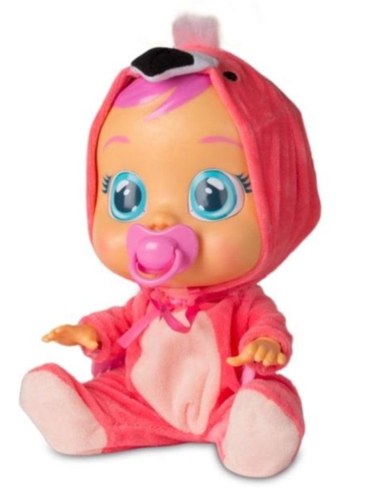 bebé llorón flamenco fancy