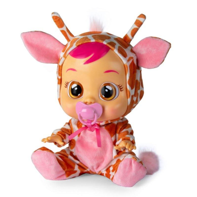 bebé llorón gigi jirafa