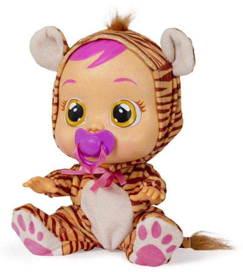 nala tigre bebés llorones
