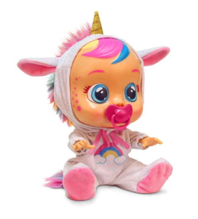 bebés llorones juguetes