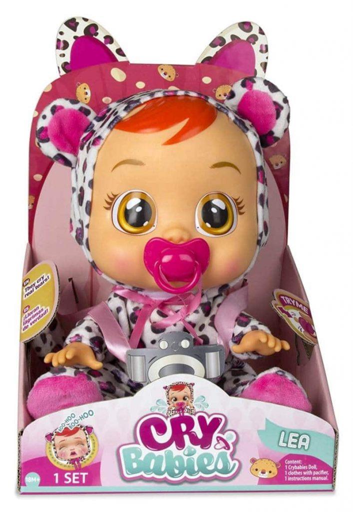 Lea Cry Babies