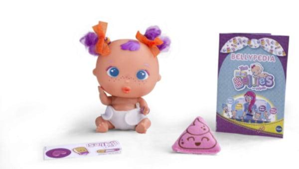 juguete infantil bebés traviesos