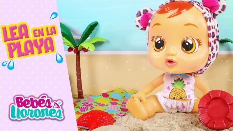 Lea Cry Baby Doll