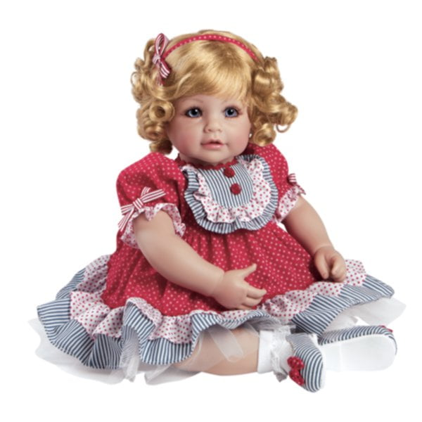 muñecas artesanales adora