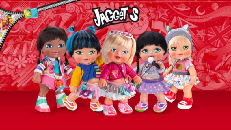 muñecas jaggets famosas