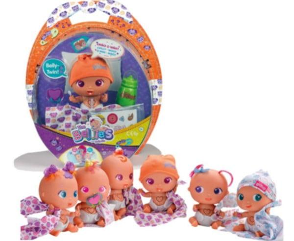 muñeco interactivo bebé