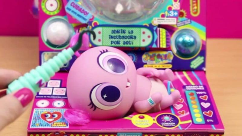 muñecos mexicanos bebés incubadora