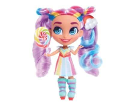 hairdorables muñecas de pelo largo