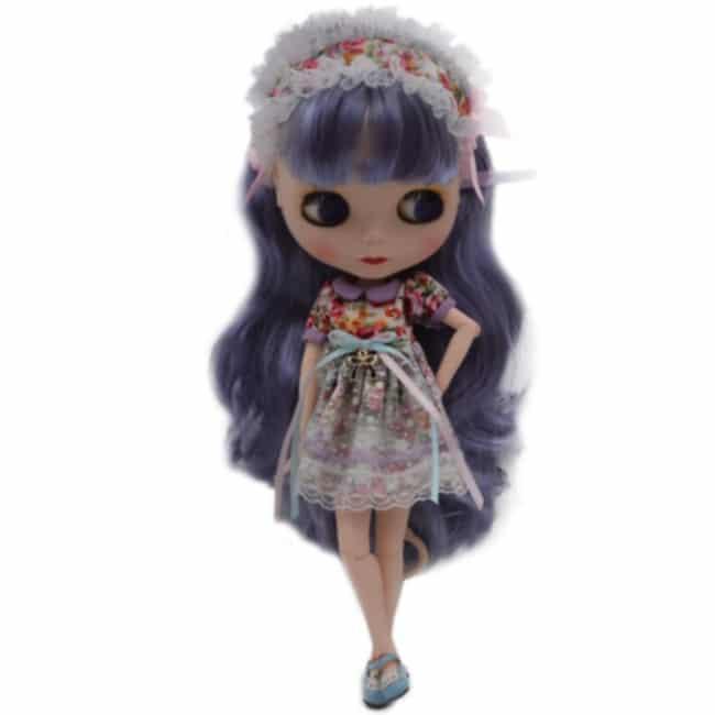 una blythe es una muñeca