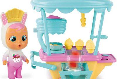 carrito de coney bebés llorones