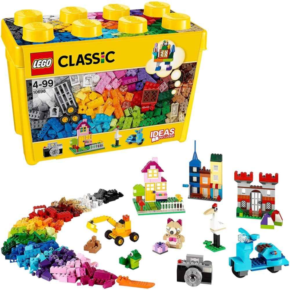 juego de piezas lego